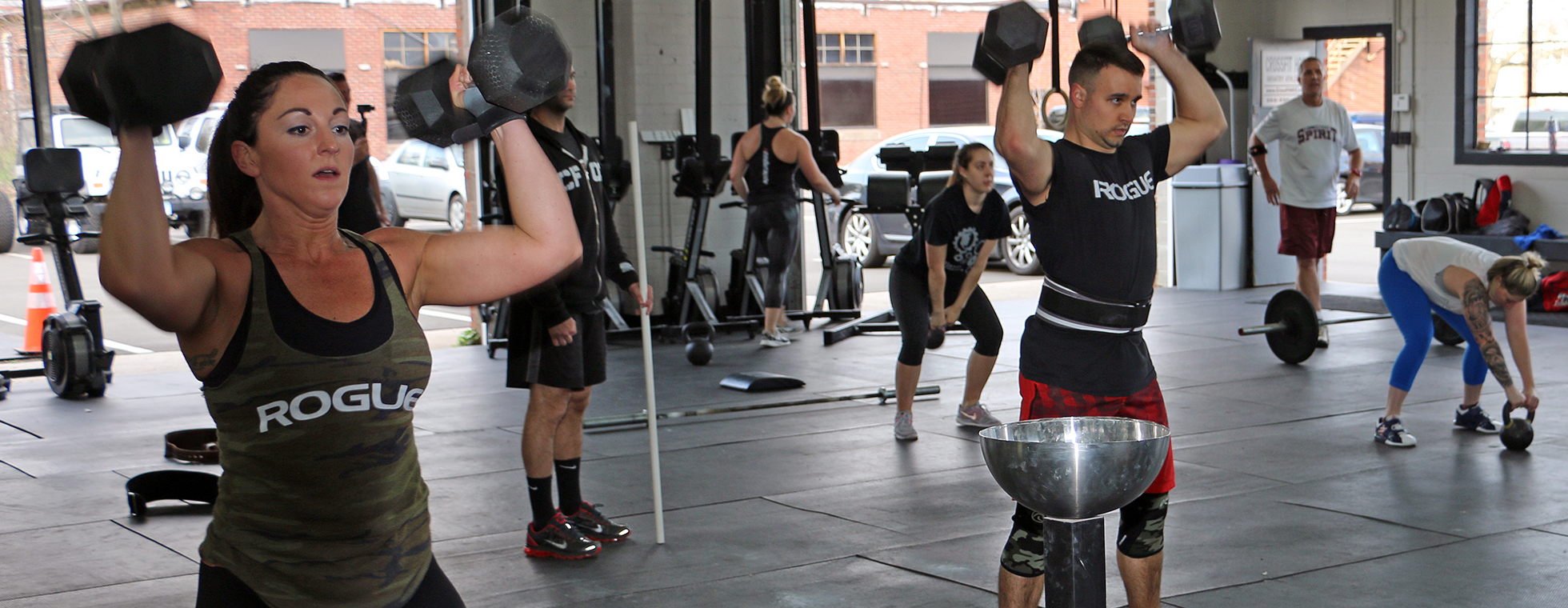 Health & Endurance – CrossFit HCC